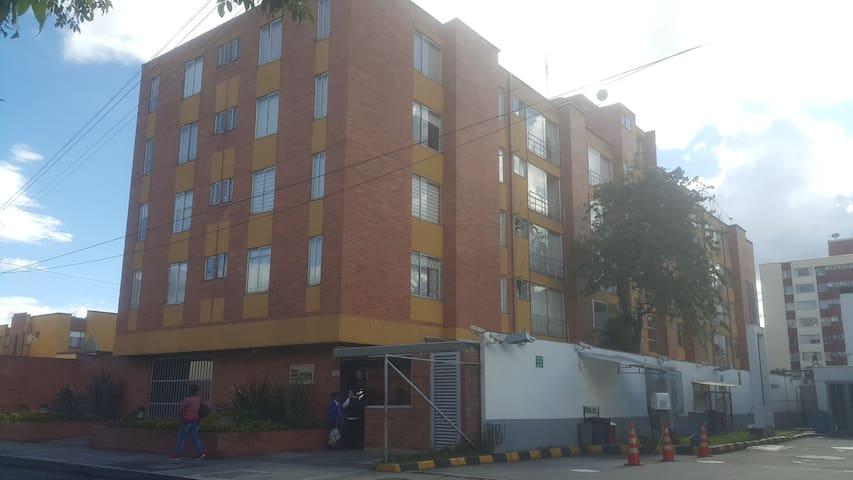 Bogotá, Departamento