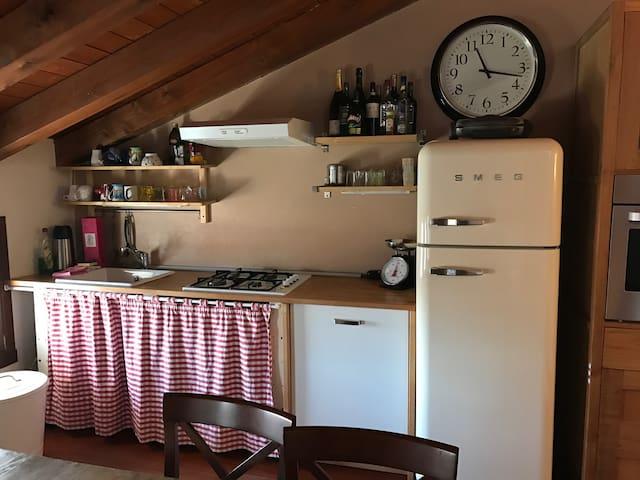 Mansarda in Villa a 20 min Venezia - Massanzago