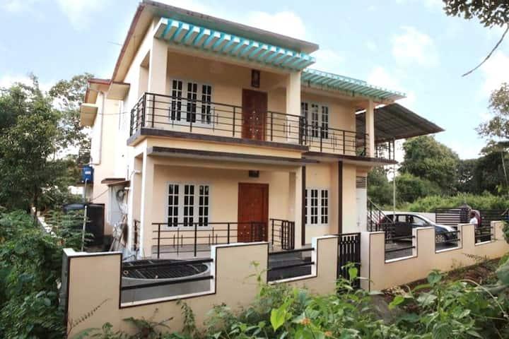 Zicilys Garden Service Villa, Wayanad