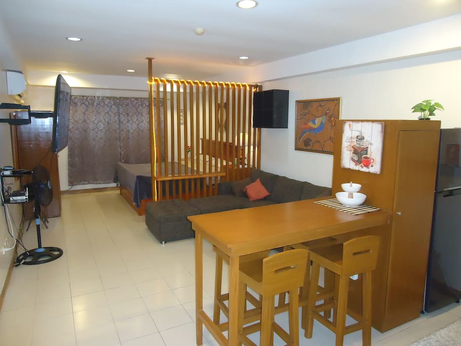 Fully Furnished Apartment For Rent In Olongapo