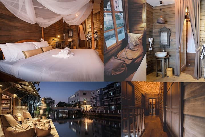 Canale Hostel Khaosan : Suite Room