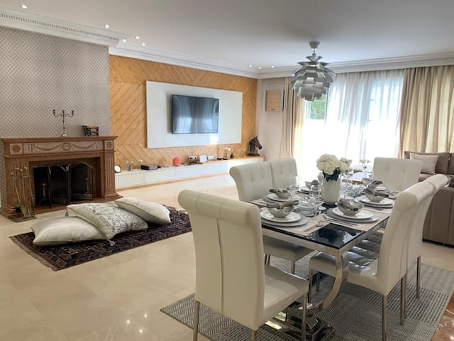 Appartement luxueux à ain diab