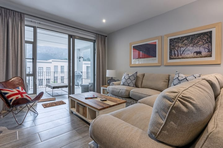 Beautiful Franschhoek 2 bedroom Apartment
