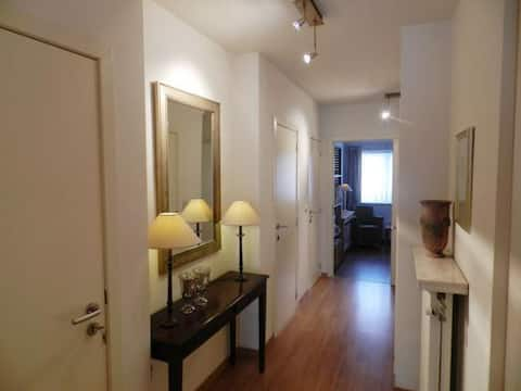 Centre Geel / apartment with two person bedroom