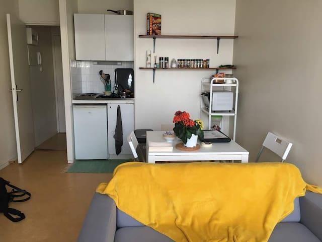 Appartement Cosy dans le Centre de Bordeaux
