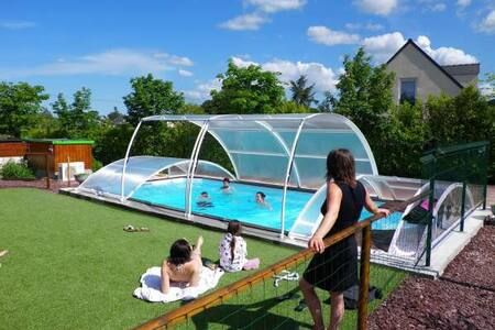 Top 20 des locations de vacances guer locations for Piscine privee rennes