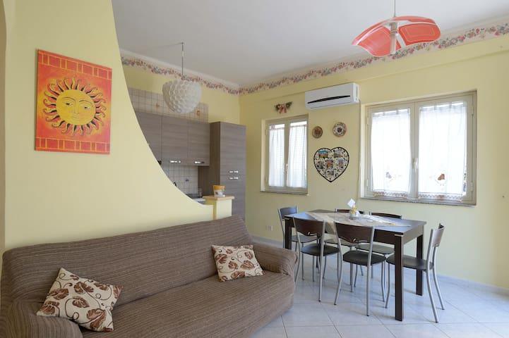 AGRIGENTO Casa Vacanze D A R-House - Villaggio Mosè - Apartment