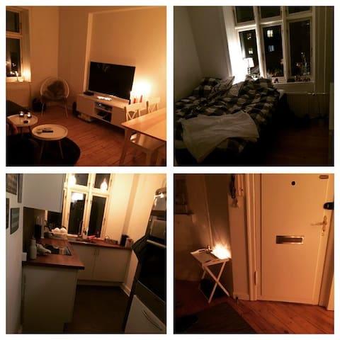 Lovely 54 m2 apartment In Brønshøj - København - Apartment