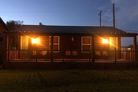 Canton Log Cabin Unit #2