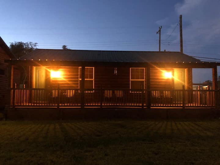 Canton Log Cabin Unit #2