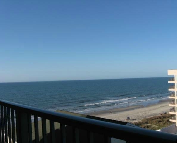 Beach Lover's Condo With Spectacular Ocean Views! - North Myrtle Beach - Condominium