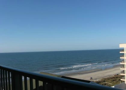 Beach Lover's Condo With Spectacular Ocean Views! - North Myrtle Beach - Condomínio