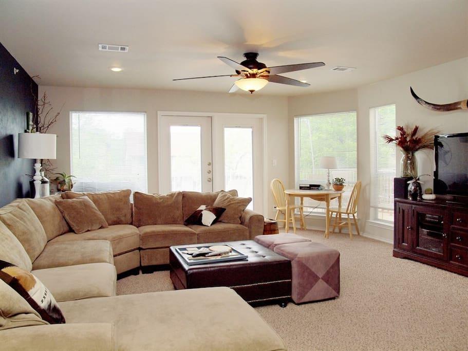 Waterwheel J-303-Living Room