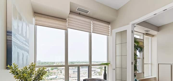 Large 1+Den at Eglinton Don Mills @ Great Location