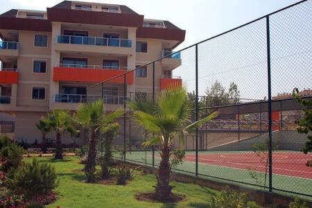 Уютные апартаменты 1+1 в Комплексе в Оба - Oba Belediyesi
