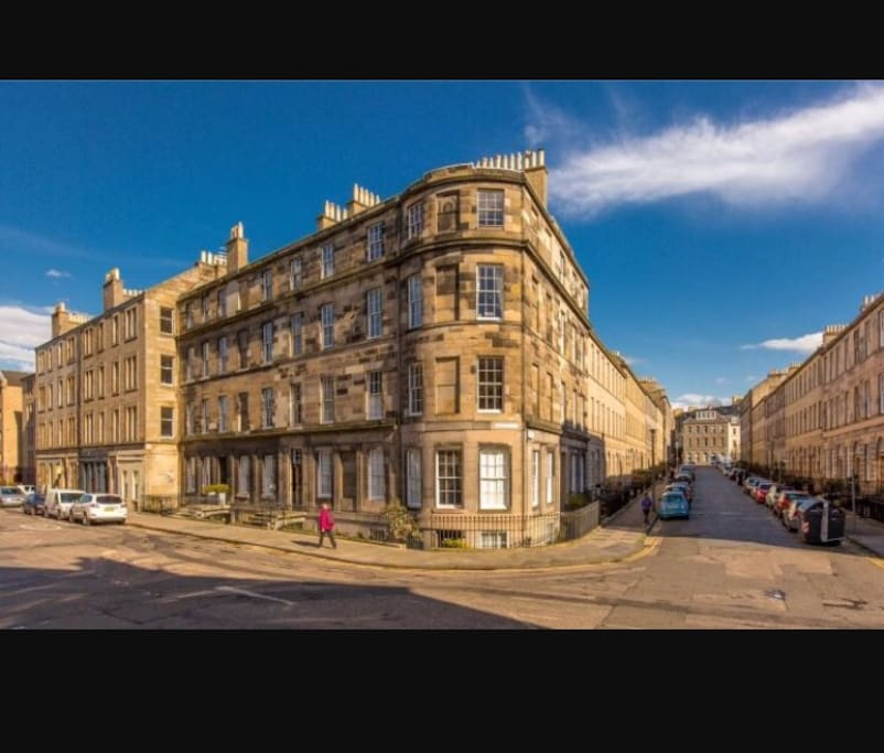 Rare Central 1 Bedroom Flat Edinburgh - Apartments for ...