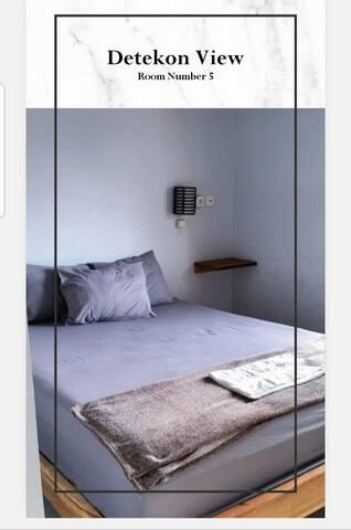 Detekon View Cozy Room Number 5