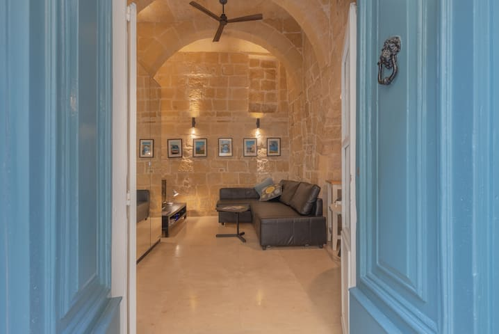 Gozo. Charming elegant apartment with own entrance