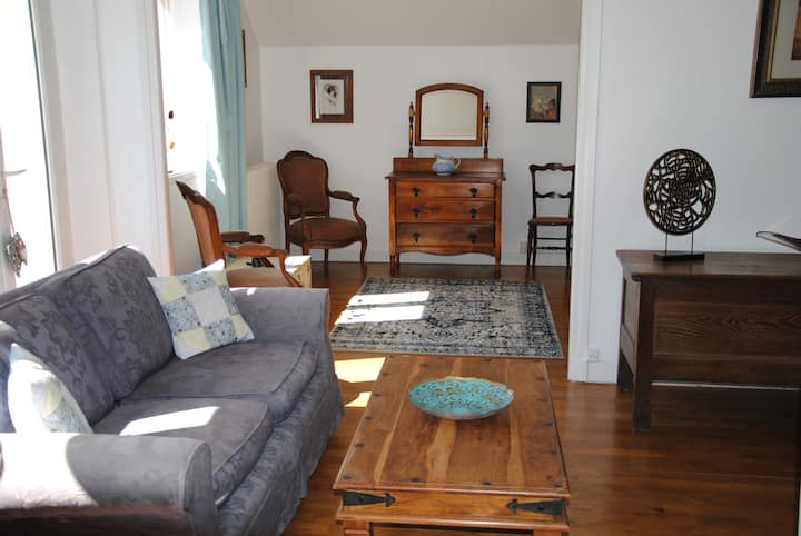Tower view  Self Catering apartment - creuse