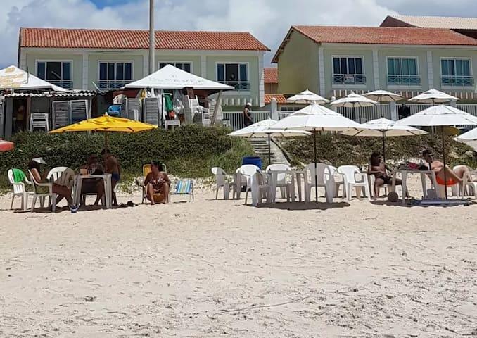 Em frente a Praia em Cabo Frio Peró - Duplex