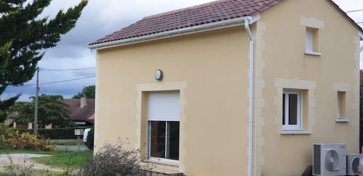 Maisonnette 2 personnes entre Bergerac et Sarlat