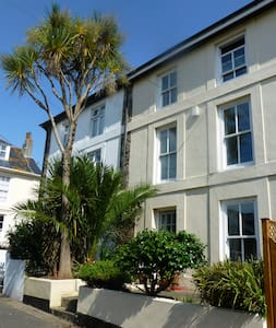 Lovely Regency Town House, Exclusive Address - Penzance