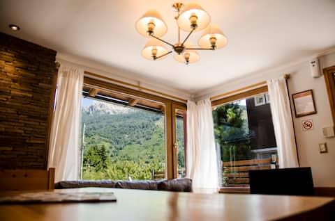 BARILOCHE // Cool Mountain Lodge ! (Zorro)