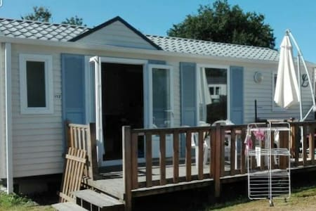 Mobile home camping 4**** - Fouesnant - Bungalow