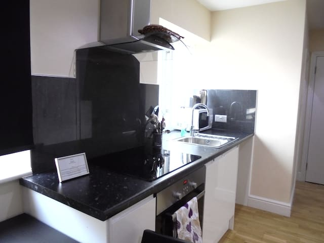 Studio Flat Close to Station Central London Zone 1