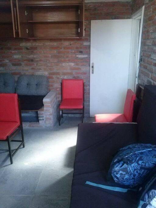 Interior do quarto 4