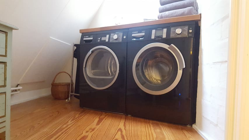 Dryer and washer that fills up to 8 kilos