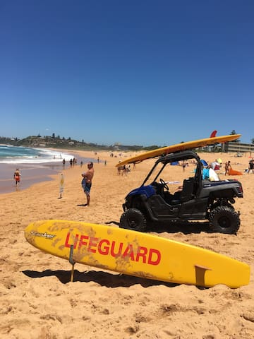 Mona Vale is a patrolled beach