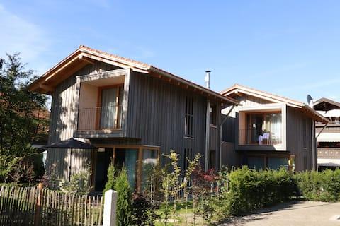 Ferienhaus 2 in Traumlage. Bergblick 360°