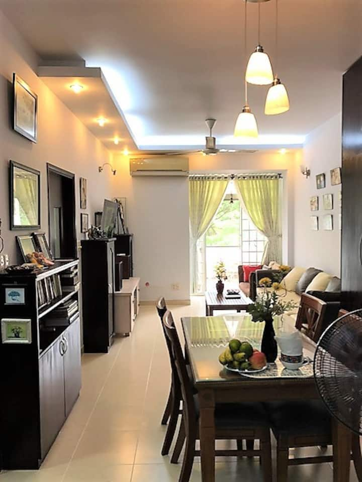 Apartment at Phu My Hung Sky Garden 2, District 7