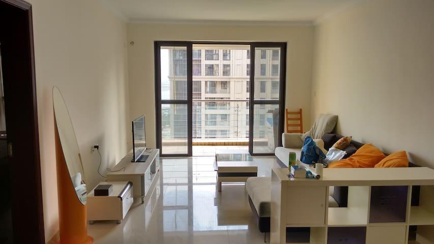南沙高层公寓三室两厅整租长租 Apartment at Nansha - Guangzhou - Apartment