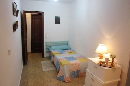 Quiet Room in Shared Flat with Terrace - València - 公寓