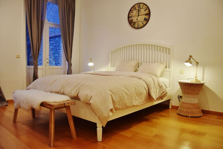 Luxury apartment heart of Bruges - Brugge - Daire