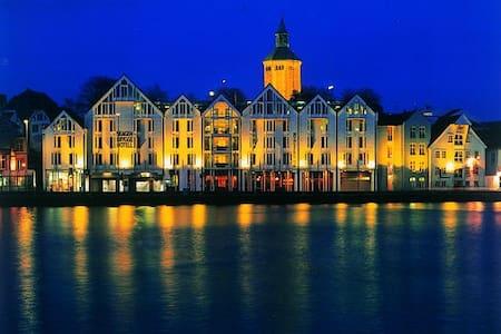 In the heart of Stavanger. - Ставангер