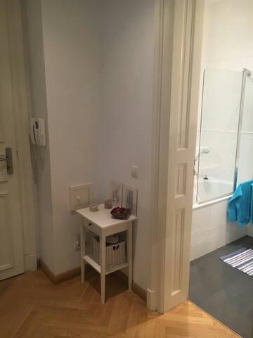 Kleine Wohnung in ruhiger Lage - Leipzig