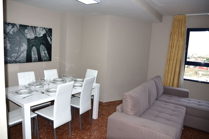 APARTAMENTO CON PARKING INCLUIDO - València - Apartment