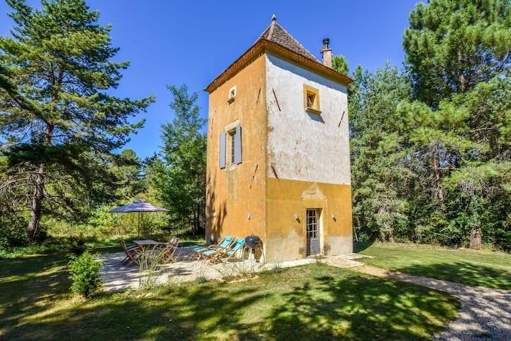 Maison confort avec jardin privé à Saint-Germain-de-Belvès