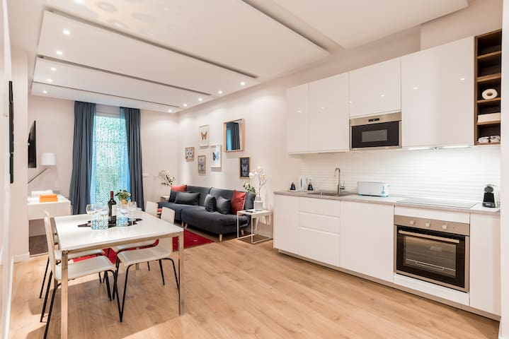 Gran Vía - Tribunal - Malasaña - Brand new flat II