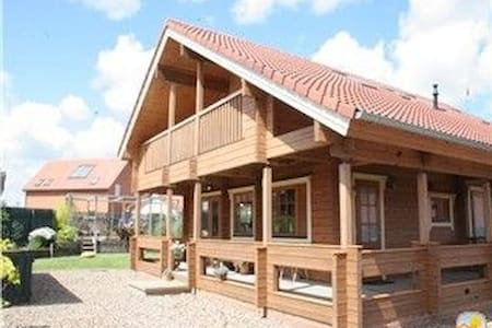 Druridge Bay Lodge, Family and Dog Friendly.