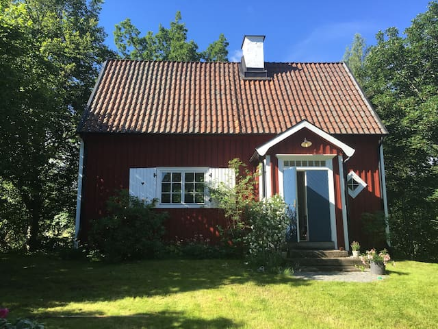 Beautiful Country House Close to Stockholm