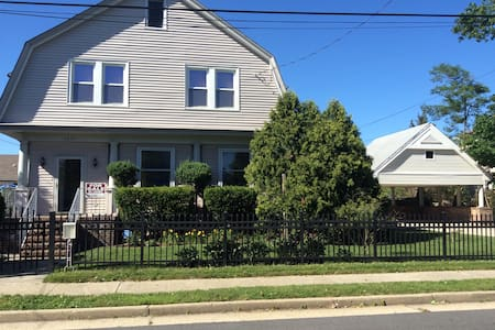 Spacious Home In A Quiet Neighborhood - 大西洋城