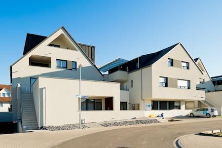 braviscasa - Fewo 46m² für 1-3 Pers. F3 Terrasse - Endingen am Kaiserstuhl - Apartemen
