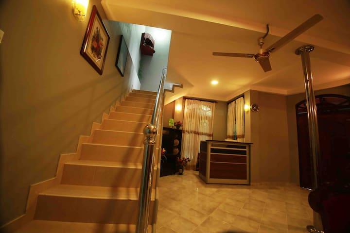 Kahanda Villa. 2 bedroom upstairs apartment - Koggala - Apartment