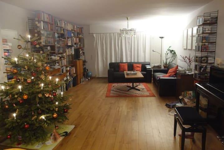 2 Zimmer in Privathaus in Klettenberg - Keulen - Huis