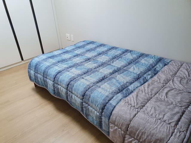 Super Single Bed at Guest Bedroom # 1