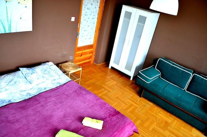 3 pokojowy apartament w Kryspinowie